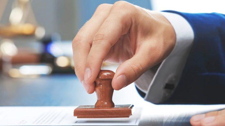 El Ministerio de Justicia aumenta el importe de la tasa de la oposición para notario.