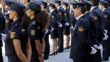 Altura mínima policía nacional