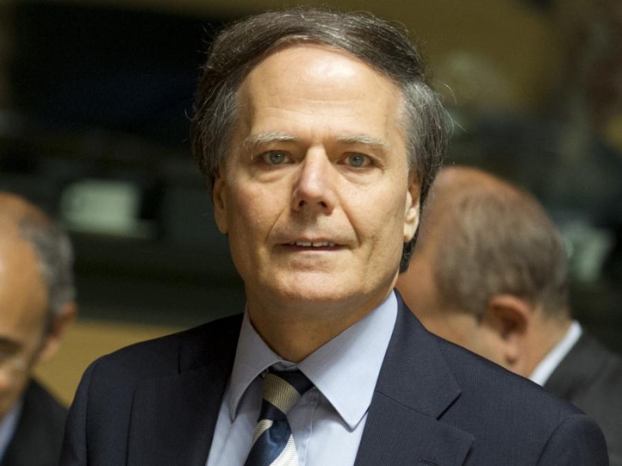 Enzo Moavero, ministro de Asuntos Exteriores de Italia.