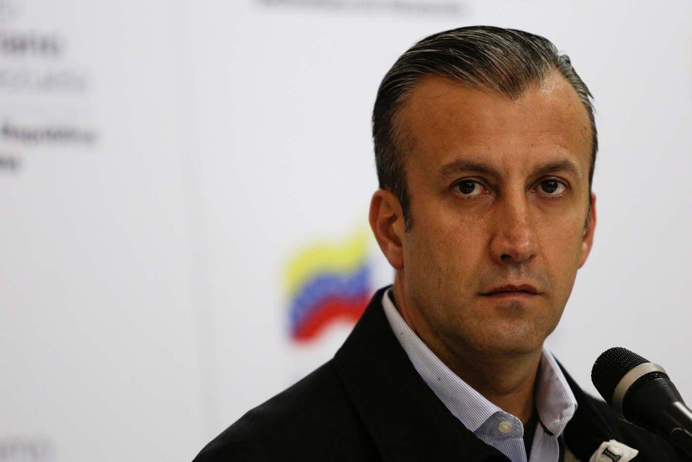 Tareck El Aissami mantiene una fortuna de 500 millones de dólares en cuentas offshore, apartamentos y coches de lujo.