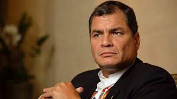 El expresidente de Ecuador, Rafael Correa, está siendo investigado por el 'caso Odebrecht'.