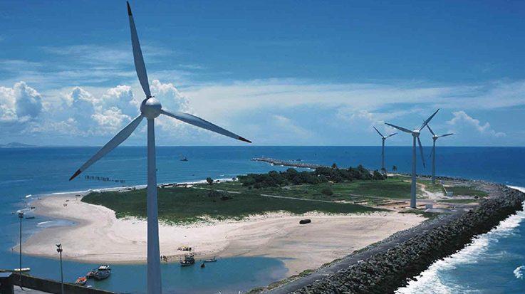 La multinacional EDP Renováveis se adjudica acuerdos de compraventa en la energía eólica de Brasil.