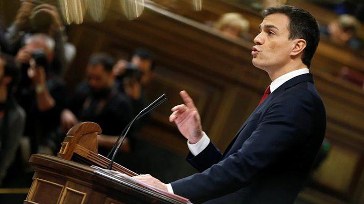 Pedro Sánchez recibe una carta de los venezolanos en España para pedir la Protección Temporal.