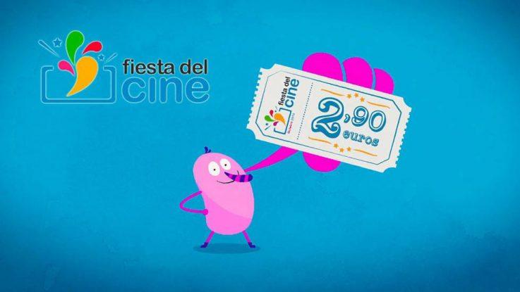 La Fiesta del Cine regresa a España el 1,2 y 3 de octubre.