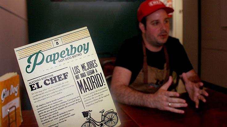 La facturación de PaperBoy se disparó un 50 por ciento con la apertura de su nuevo local.