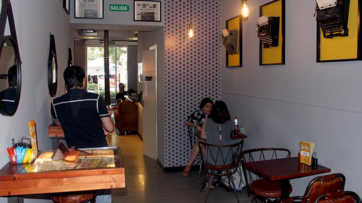 Paperboy estudia la posibilidad de abrir un nuevo establecimiento en Madrid para el 2019.