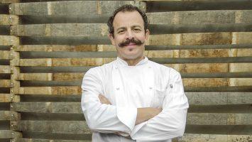 Benito Molina, chef mexicano.