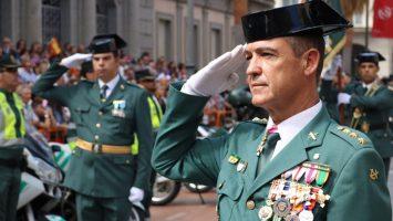 La Guardia Civil anuncia la licitación para la adquisición de nuevas condecoraciones por 400.000 euros.