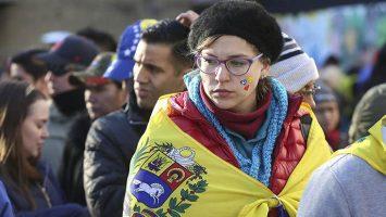 El Gobierno de España descarta implementar la Protección Temporal a venezolanos.