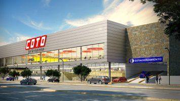 Los clientes del supermercado Coto se golpearon para conseguir una promoción de milanesas.