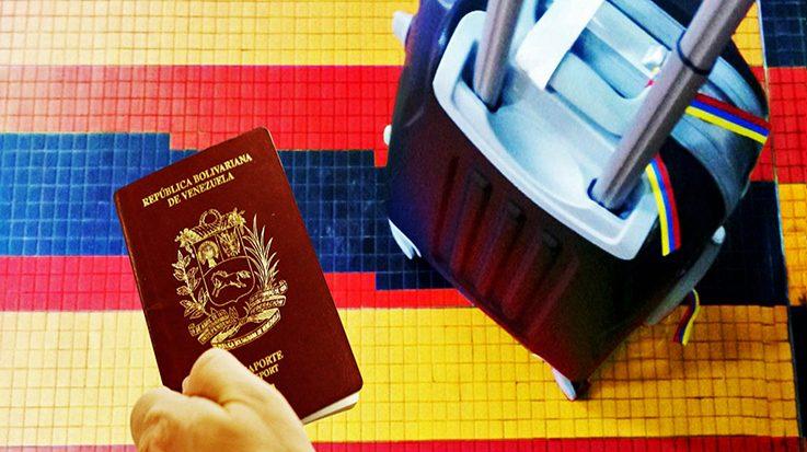 La visa humanitaria requiere de un trámite exigente.