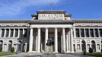 53 réplicas de las pinturas más emblemáticas del Museo del Prado han llegado a Colombia.