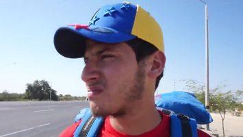 Un youtuber peruano se hace pasar por venezolano para documentar la experiencia de llegar a Perú.