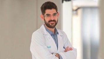César Velasco Muñoz, director de Innovación Asistencial en el Hospital Vall d'Hebron.