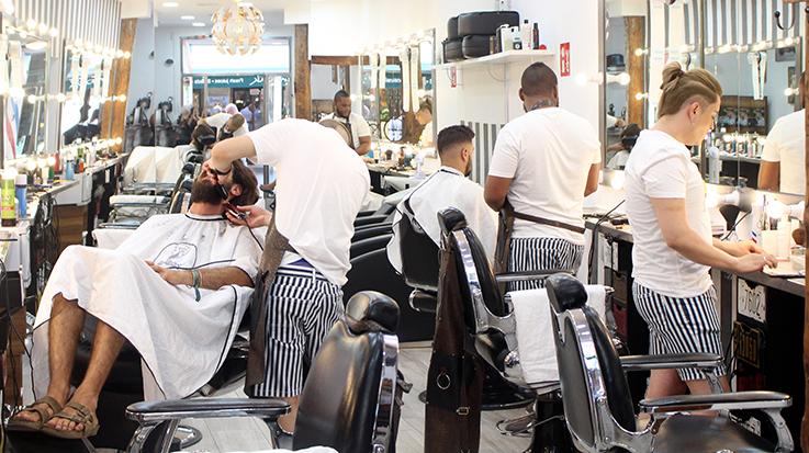 La barbería Barbados prevé abrir uno o dos locales más en la ciudad de Madrid.