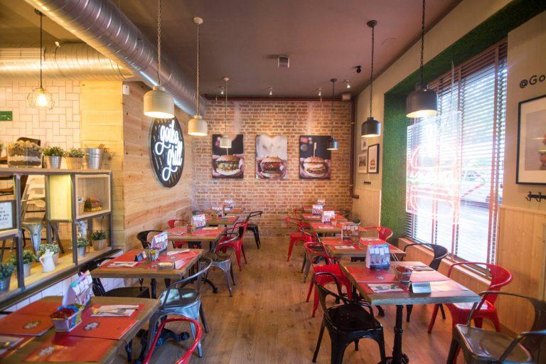 Goiko Grill actualmente cuenta con más de 30 restaurantes alrededor de toda España.
