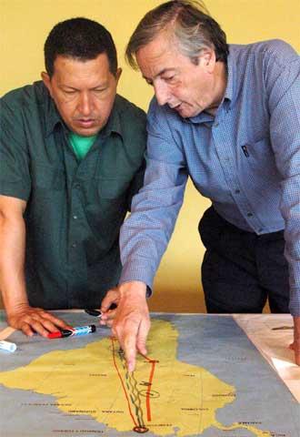 Entre 2005 y 2006, Néstor Kirchner pidió dinero a Hugo Chávez para que Venezuela comprara bonos argentinos.