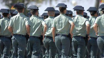 El Ministerio de Defensa publica el listado de alumnos admitidos para la Escala de Cabos y Guardias de la Guardia Civil.