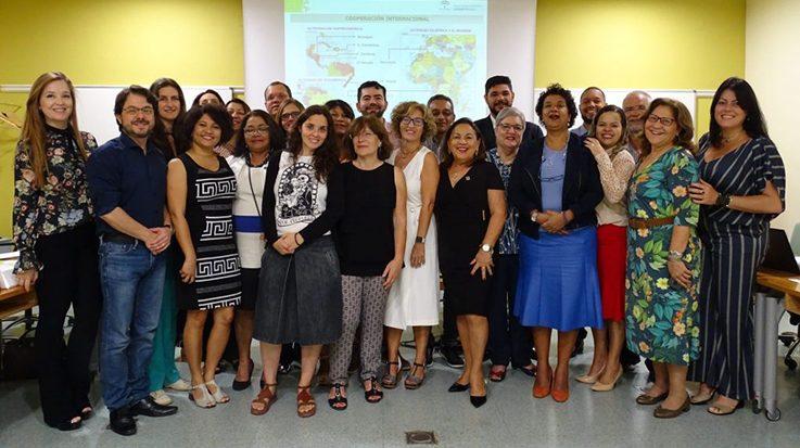 La Escuela Andaluza de Salud Pública imparte conocimientos a los profesionales sanitarios de Brasil.