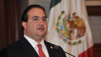 Javier Duarte, exgobernador de México.