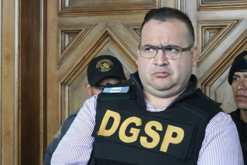Javier Duarte es condenado a nueve años de prisión tras haberse declarado culpable de blanqueo de dinero y asociación delictiva.