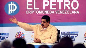 El presidente Nicolás Maduro ha puesto en marcha el uso de la criptomoneda 'Petro' en operaciones internacionales y nacionales.
