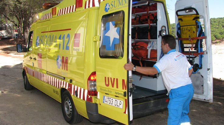 El Servicio Madrileño de Salud convoca a las pruebas selectivas para la cobertura de 130 plazas para el acceso a Enfermería del SUMMA 112.