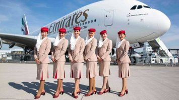 La aerolínea Emirates Airlines ha cancelado sus planes en México por la saturación del aeropuerto mexicano.