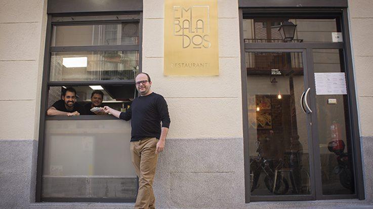 Ignacio Mondragón, gerente de 'Embalados'.