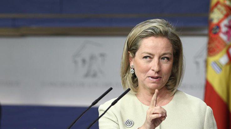 Ana María Oramas, diputada de Coalición Canaria.