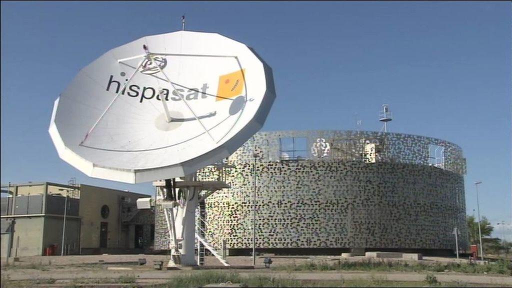 El satélite Amazonas 5 de Hispasat cubre 77 por ciento de la población mexicana.