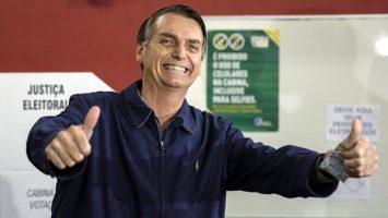 Las principales empresas brasileras han aumentado su cotización en Nueva York tras la victoria electoral de Jair Bolsonaro en las presidenciales.