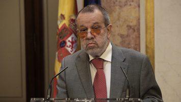 Francisco Fernández Marugán, Defensor del Pueblo.