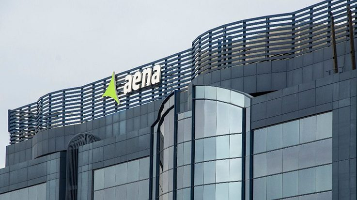Aena prevé lograr un beneficio neto de 1.272 millones de euros este 2018.