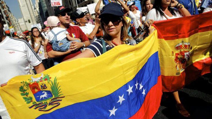 Venezuela se convierte en el principal país emisor de inmigrantes en España.