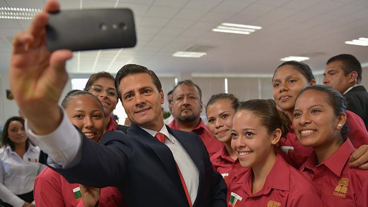 Las publicaciones del presidente mexicano cuentan con miles de likes y comentarios diariamente.