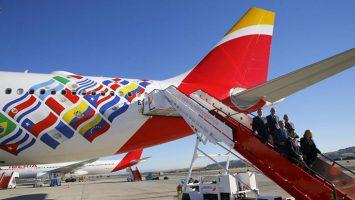 Iberia se fortalece en Centroamérica y ofrece vuelos diarios a Guatemala y El Salvador durante la temporada de invierno.