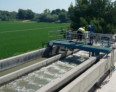 El proyecto permitirá optimizar el suministro de agua potable para más de 1,5 millones de habitantes.