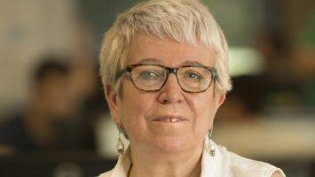 Carmen Gallardo, vicepresidenta de la Conferencia Nacional de Decanos de Facultades de Medicina Españolas.