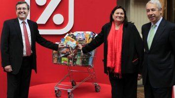 Ana María Llopis deja la presidencia de Supermercados Dia.