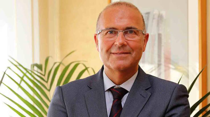 Pablo Lara, presidente de la Conferencia Nacional de Decanos de Facultades de Medicina.