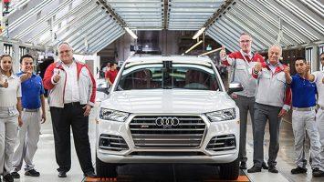 Audi purifica y devuelve grandes volúmenes de agua limpia al sistema de suministro de su fábrica en México.