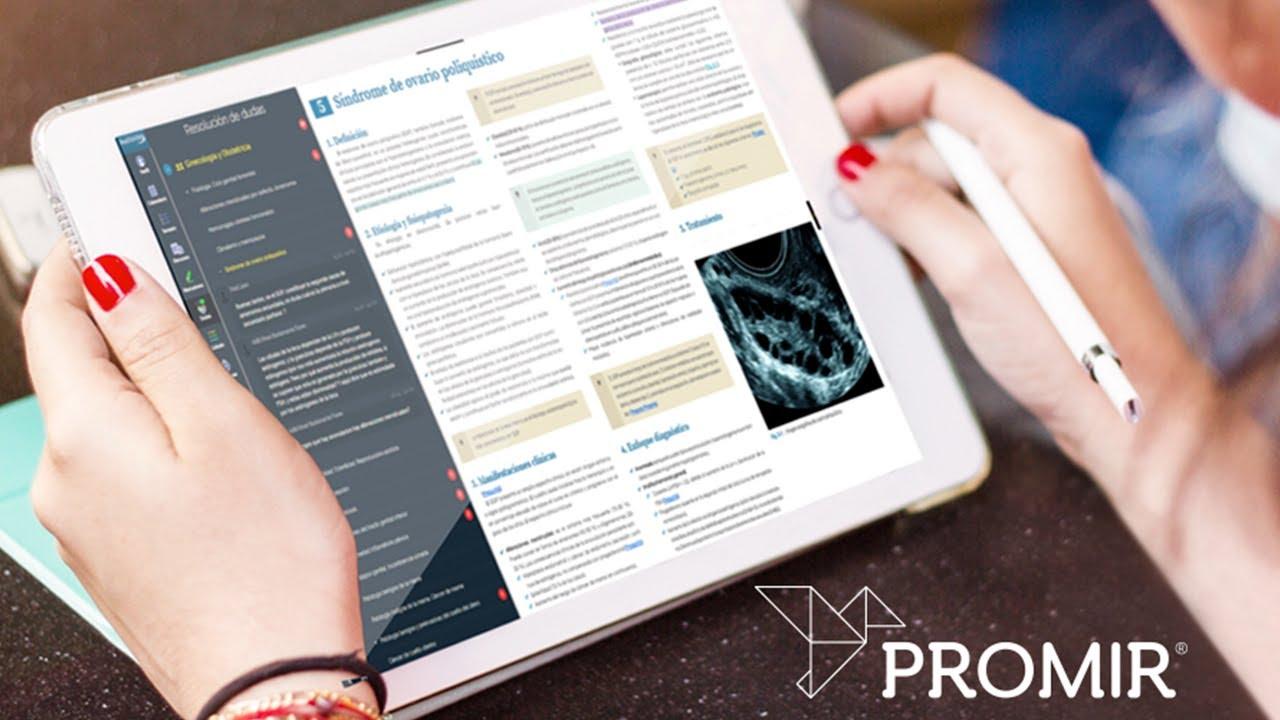 PROMIR permitirá conocer a los futuros médicos cómo va a ser su entorno laboral digital antes de haber culminado la carrera y la prueba del MIR.