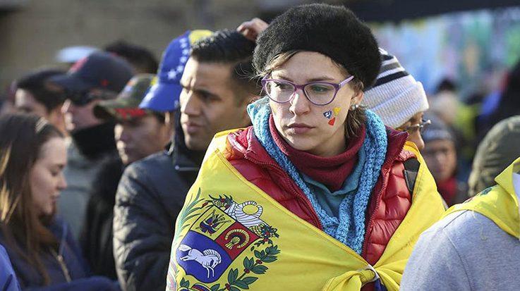 El Ministerio del Interior revela que sólo el 0,2 por ciento de los venezolanos que solicitan la protección internacional han obtenido una respuesta en el último año.