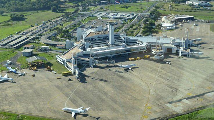 Paraguay trabajará con la Administración Federal de Aviación de EEUU para mejorar la calificación de sus aeropuertos.