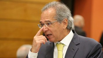 Paulo Guedes, responsable del área económica de Brasil del Gobierno de Jair Bolsonaro.