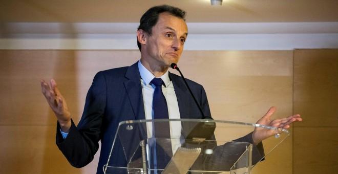 Pedro Duque, ministro de Ciencia, Innovación y Universidades.
