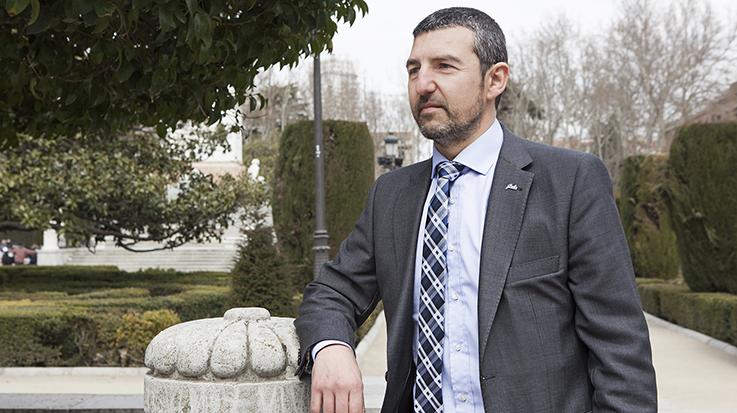 Andoni Lorenzo, presidente de la Federación Española de Diabetes (FEDE).
