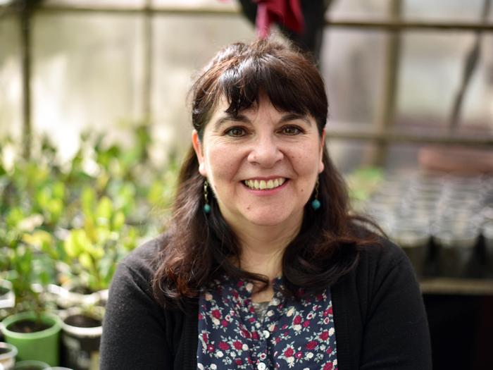 Alejandra Zúñiga Feest, investigadora del Instituto de Ciencias Ambientales y Evolutivas de la Universidad Austral de Chile (UACh).