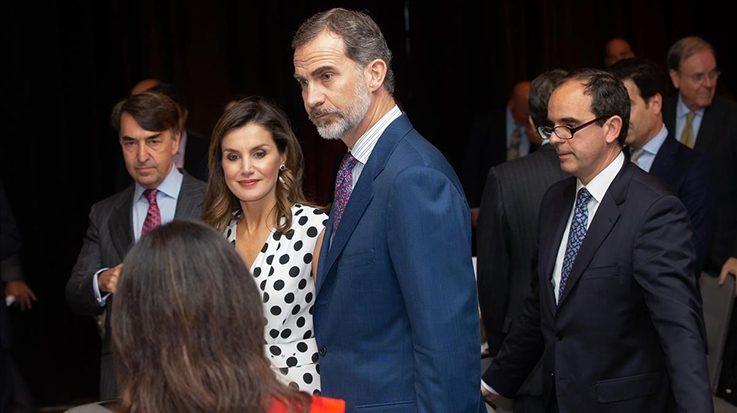 El Rey Felipe VI inaugura el Encuentro Empresarial España-Perú, donde más de 30 empresas españolas participan.